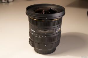 Sigma 10-20 mm f 3.5