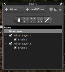 AfterShot Layers