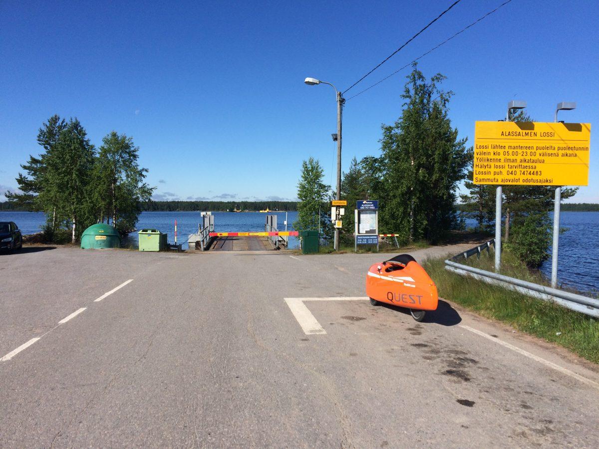 Juhannuspyöräilyt / Midsummer cycling