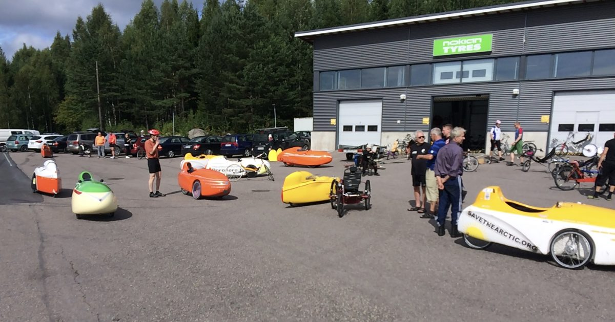 Nordic Recumbent Championships 2016